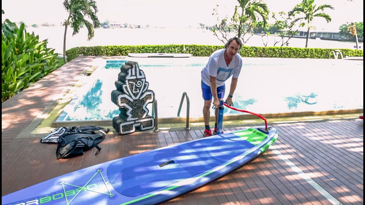 How To Easily Inflate and Deflate Your Starboard SUP